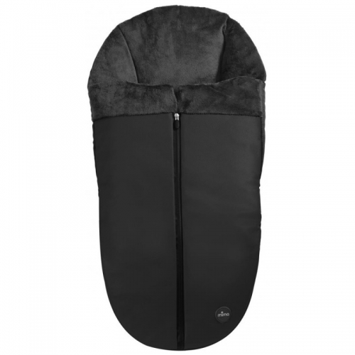 Конверт Mima Footmuff black