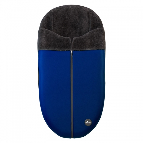 Конверт Mima Footmuff royal blue