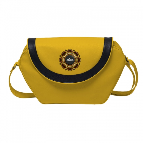 Сумка Mima Trendy Bag yellow