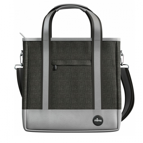 Сумка Mima Zigi sporty changing bag charcoal