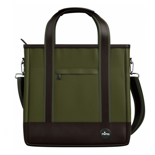 Сумка Mima Zigi sporty changing bag olive green