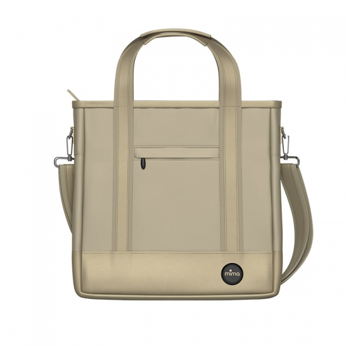 Сумка Mima Zigi sporty changing bag champagne